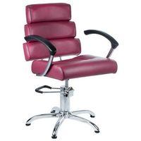 Fotel fryzjerski FIORE BR-3857 wrzos