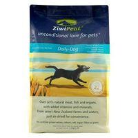 ZiwiPeak Daily Dog Cuisine sucha karma dla psów z dziczyzną i rybą 2,5kg