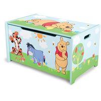 Disney kubuś puchatek drewniana skrzynia na zabawki marki Kocot-meble