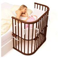 Tobi babybay Babybay łóżeczko dostawne boxspring kolonialny