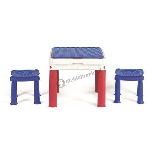 ConstrucTable Keter - Stolik na klocki dla dzieci z kategorii Krzesła i stoliki