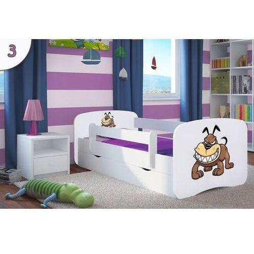 Łóżko dziecięce  babydreams - buldog - kolory negocjuj cenę, marki Kocot-meble