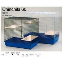 Inter zoo Inter-zoo chinchilla 60 klatka dla gryzoni 60x36x55cm