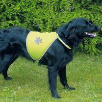 kamizelka odblaskowa dla psa rozmiar m (30082) marki Trixie