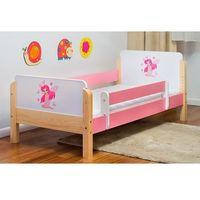 Łóżko dziecięce drewniane  babydreams wróżka z motylkami kolory negocjuj cenę marki Kocot-meble