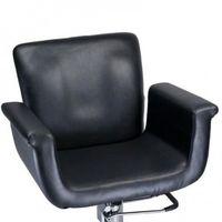 Fotel fryzjerski elio bd-1038 czarny marki Beauty system