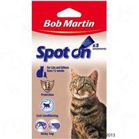Bob Martin Spot On dla kotów - 6 x 0,7 ml (5011914721023)