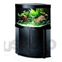 Juwel  trigon 190 akwarium narożne o pojemności 190l z wyposażeniem/ czarny