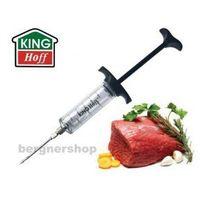 Nastrzykiwarka strzykawka do peklowania marynowania mięsa  kh-3902 marki Kinghoff