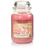 Yankee Candle Świeca Zapachowa - Duża - Cherry Lemonade