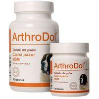 Dolfos  arthrodol prawidłowe funkcjonowanie stawów preparat dla psów, 30-90tabl.