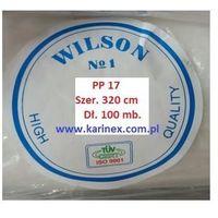 Agrowłóknina wiosenna pp 17 g/m2 biała 3,2 x 100 mb. rolka złozona na 160 cm marki Agrokarinex
