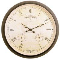 Zegar stacja pogodowa Wehlington 25 cm