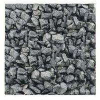 Żwirek akwarystyczny bazaltowy czarny granulacja 5,0-10,0mm