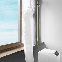 uszczelka okienna do mobilnej klimatyzacji 3,9m suwak taśma na rzep marki Klarstein
