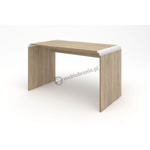 Biurko komputerowe dąb sonoma Murano 100, Hubertus
