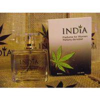 India Cosmetics-Perfumy damskie z nutą konopi 45ml