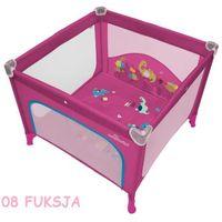 Baby Design Joy kojec turystyczny różowy 08