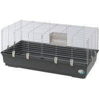 Ferplast Rabbit 120 EL klatka dla królika z paśnikiem