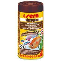 Sera vipagran podstawowy pokarm granulowany - opakowania 10-80g