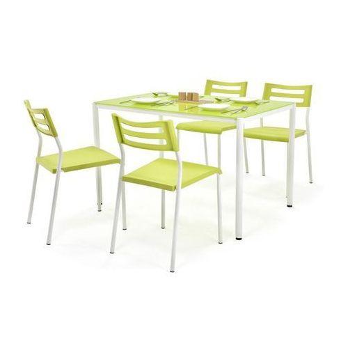 Zestaw HALMAR FIGARO Stół + 4 krzesła, Halmar