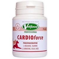 VETFOOD Cardioforce 30kaps.