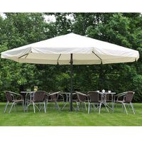 Parasol ogrodowy Ø 500 cm marki Home&garden
