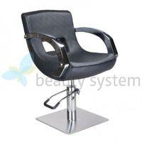 Fotel fryzjerski nino bd-1131 czarny marki Beauty system