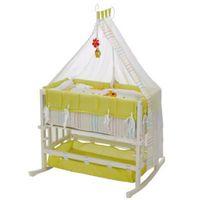 łóżeczko babysitter 4w1 pszczółka maja marki Roba