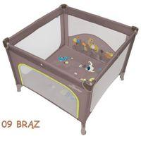 Baby Design Joy kojec turystyczny brązowy 09