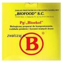 Preparat do kompostowania, rozkładu pniaków i korzeni BIOEKOL (odżywka i nawóz)