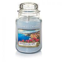 Yankee Candle Świeca Zapachowa - Duża - Riviera Escape