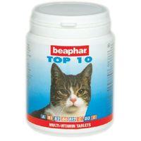 top 10 cats preparat z tauryną dla kotów marki Beaphar