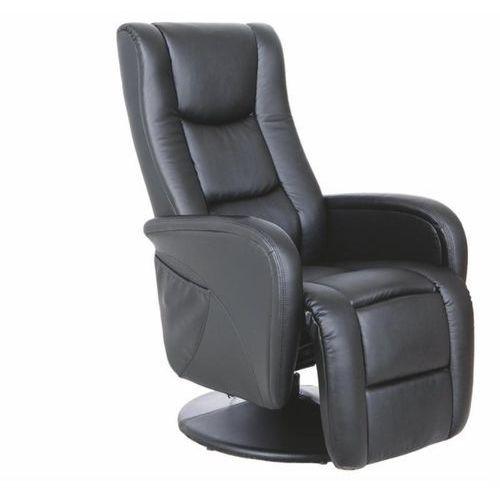 Fotel HALMAR PULSAR recliner z funkcją masażu i podgrzewania z kategorii Krzesła i fotele biurowe