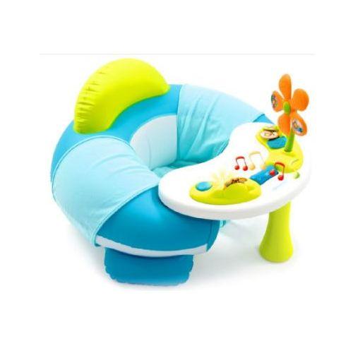 SMOBY Cotoons Youpi Baby Stolik interaktywny Activity blue (3032161102054)