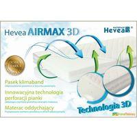 Materac piankowy  airmax 3d aegis 130x70 marki Hevea
