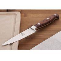 Gerpol nóż do warzyw, obierak nkb5 9 cm z drewnianą rękojeścią marki Gerpol / gerpol noże i nożyczki / noże nkb5