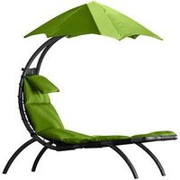 Leżak hamakowy, Zielony DRMLG