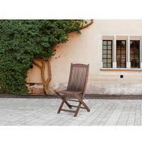 Krzesło ogrodowe – ogród – meble ogrodowe – taras – drewno – MAUI (7081453768177)