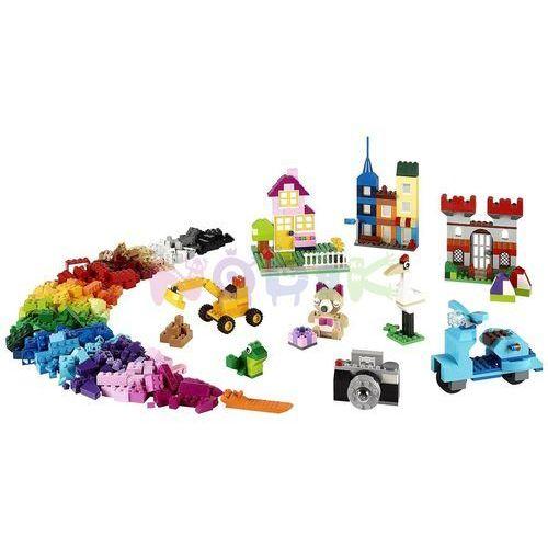 Classic Kreatywne klocki - duże pudełko Lego, towar z kategorii: Pojemniki na zabawki