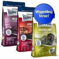 "Happy dog supreme sensible Happy dog supreme ""podróże kulinarne"", 3 x 4 kg - toskania, nowa zelandia, irlandia"