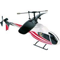 Helikopter zdalnie sterowany - czerwony
