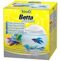 Tetra  betta bubble white- akwarium dla bojowników z lampą led białe- rób zakupy i zbieraj punkty payback - darmowa wysyłka od 99 zł