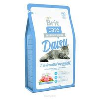Brit Care Cat Daisy Ive to control my weight 2kg + Dreamies 30g GRATIS
