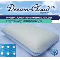 Poduszka Ortopedyczna Memory Dream-Cloud Premium Chłodząca - Duża (60x40x14cm)