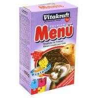 menu ferret - sucha karma dla fretki i łasiczki marki Vitakraft
