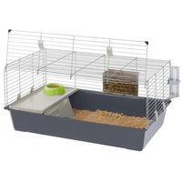 Ferplast Rabbit 100 klatka dla królika z wyposażeniem