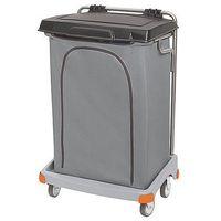 Splast Wózek na odpady 120 litrów tso-0004