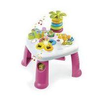 Stolik interaktywny cotoons  (różowy) marki Smoby