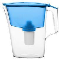 Dzbanek filtrujący  standard 2,5 l niebieski + 1 wkład b100-15 standard marki Aquaphor